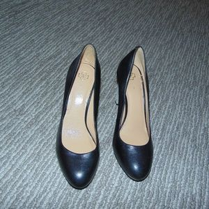 Ann Taylor Heels Pumps Black